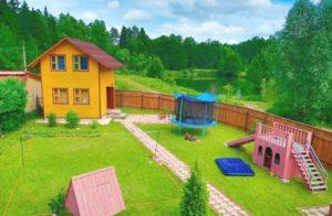 Дом с земельным участком фото