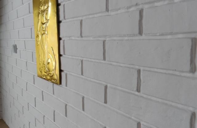 Штукатурка кирпичной стены своими руками видео