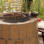Изготовление тандыра из кирпича своими руками в примерах и инструкциях