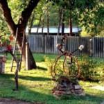 Мастерим поделки для сада и дачи своими руками