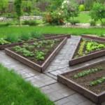 Декоративное оформление сада и огорода