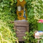 Умывальник для дачи — выбираем или мастерим своими руками