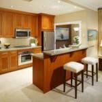 Варианты и стили дизайна барных стоек для кухни