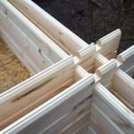 Строительство домов по технологии двойного бруса