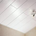 Как сделать потолок из пластиковых панелей в ванной и на кухне?