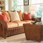 Разнообразие вариантов плетеной мебели из ротанга для дома и сада