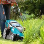 Выбираем электрическую газонокосилку или триммер для травы