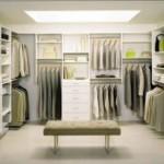 Обустраиваем гардеробную комнату: планировка, дизайн, наполнение