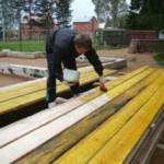 Как выбрать огнебиозащиту древесины: виды, марки, расход и цены