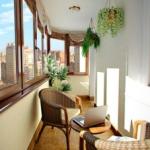 Идеи дизайна лоджии: переделка и совмещение с комнатой и кухней