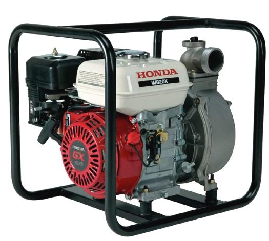 Honda WB20X