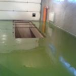 Качественный наливной пол в гараже своими руками: пошаговая инструкция