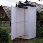 Как сделать летний душ на даче: варианты и постройка своими руками