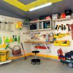 Как раз и навсегда навести порядок в гараже?
