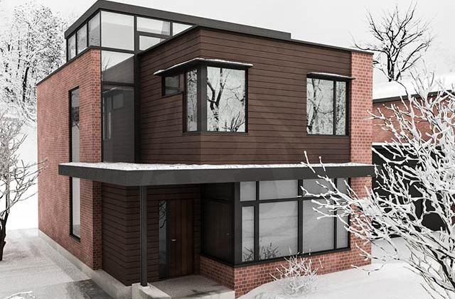 Фасады из ДПК – новый взгляд на наружную отделку стен - Дача